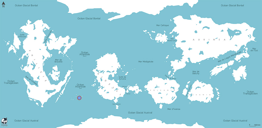 Prince Edward Island Carte1